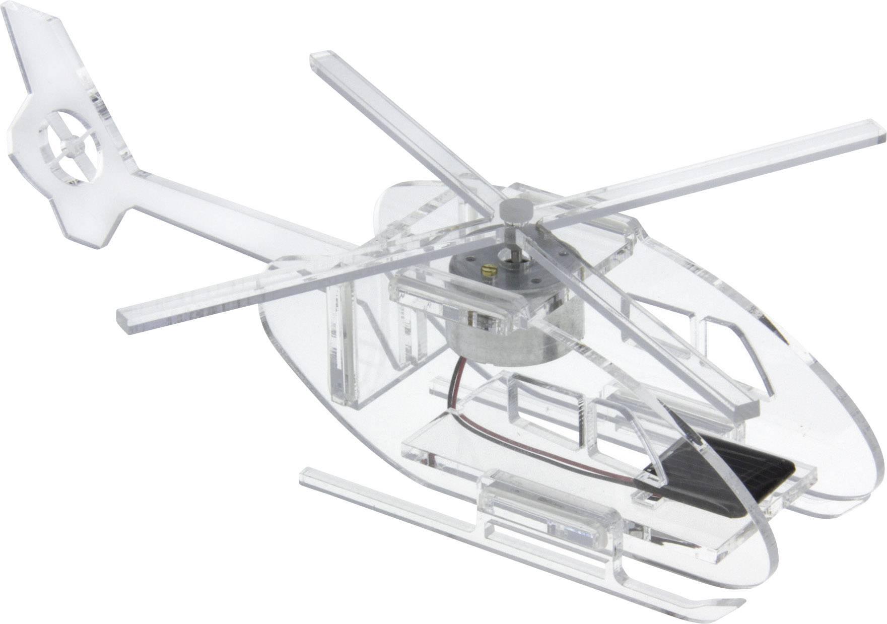 Solární vrtule Sol Expert Hubschrauber Acryl (51002), 19 cm x 4,5 cm x 6 cm
