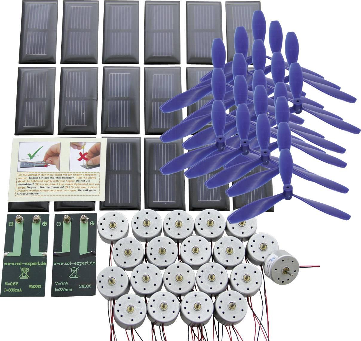 Sada solárního napájení Sol Expert Basic I (77774)
