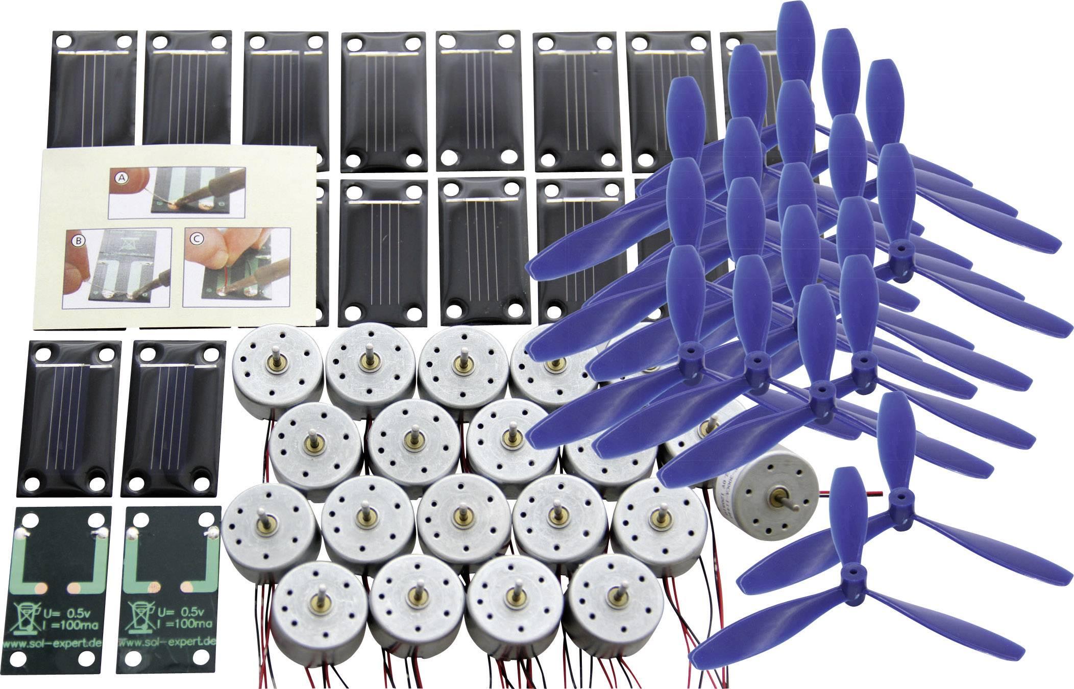 Sada solárního napájení Sol Expert Basic I (77776)