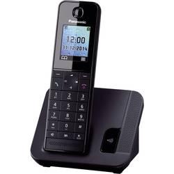 Bezdrôtový analógový telefón Panasonic KX-TGH210, čierna