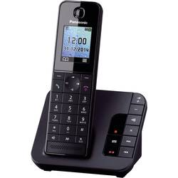 Bezdrôtový analógový telefón Panasonic KX-TGH220, čierna
