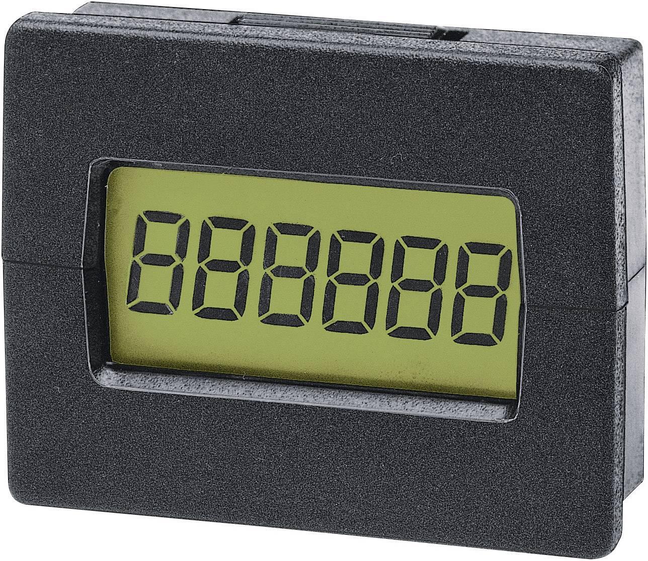 Elektronický čítač impulzov Trumeter 7000