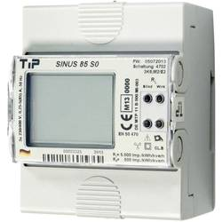 Třífázový elektroměr digitální Úředně schválený: Ano TIP SINUS 85 S0