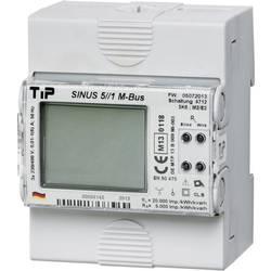 Trojfázový elektromer s pripojením meniča digitálne/y TIP SINUS 5//1 S0 141