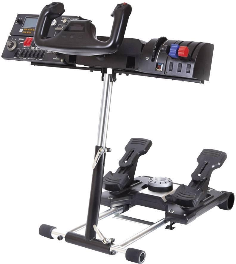 Držák na volant Wheel Stand Pro Saitek Pro Flight Yoke System, 13084, černá