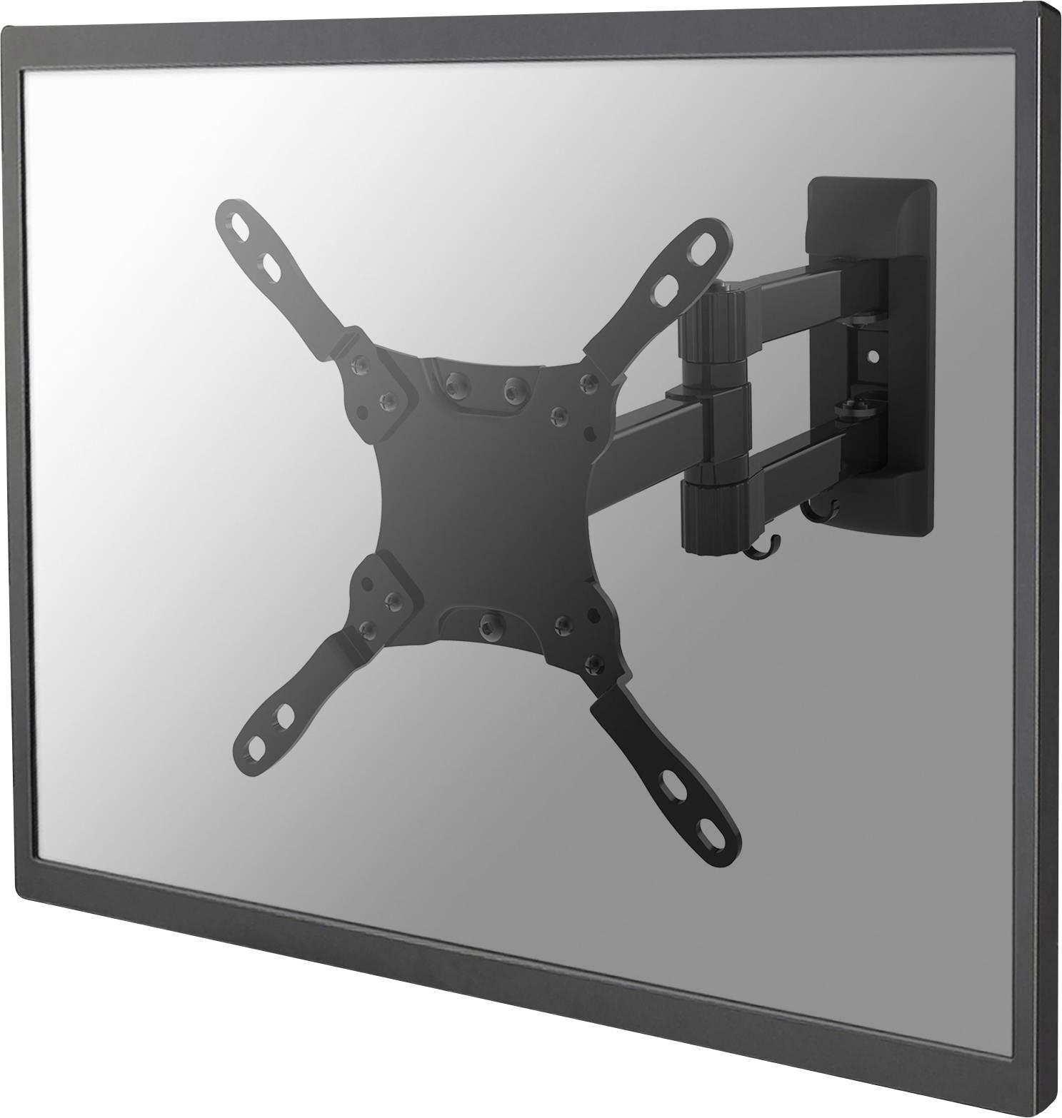 """Nástěnný držák - rameno na TV, 25,4 - 81 cm (10 - 32"""") NewStar Products NM-W225BLACK"""