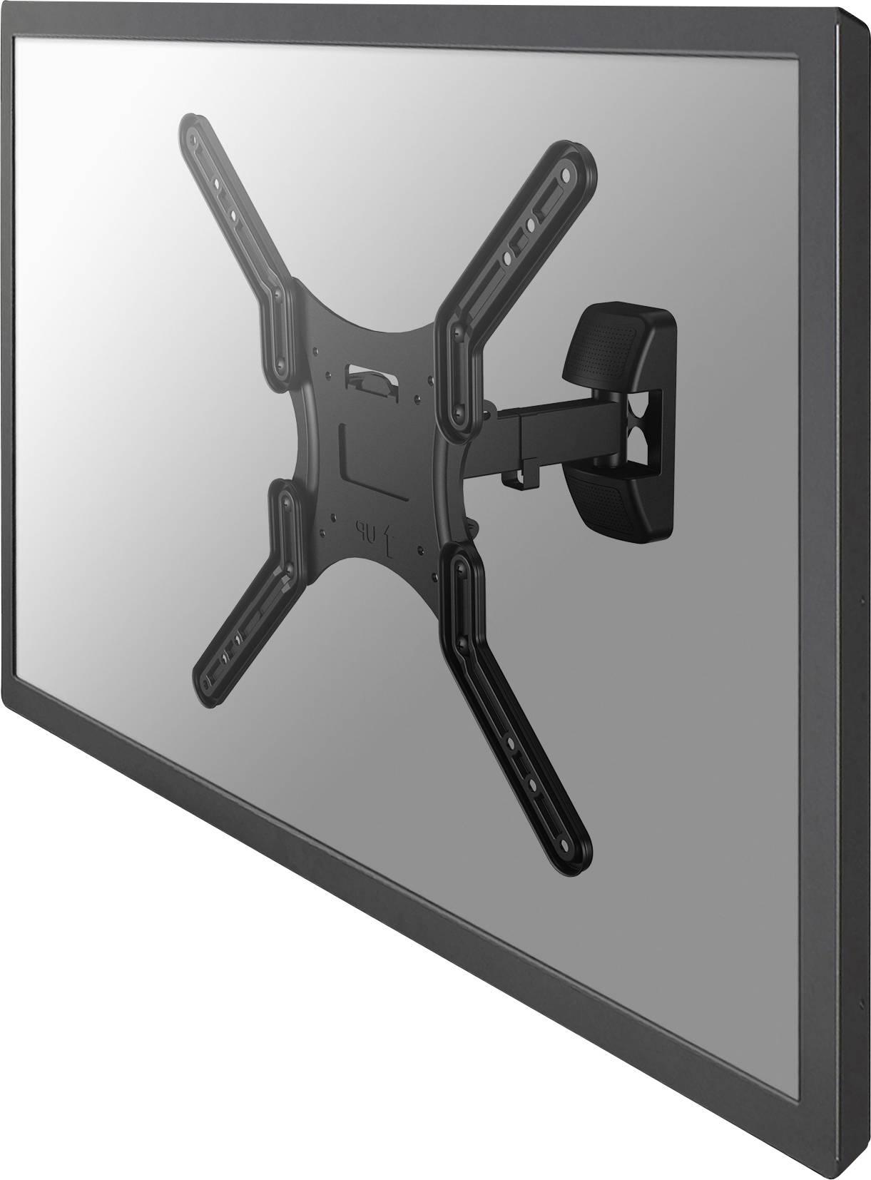 """Nástěnný držák - rameno na TV, 58,4 - 135 cm (23 - 53"""") NewStar Products NM-W325BLACK"""