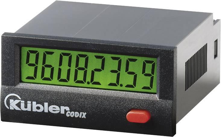 LCD počitadlo provozních hodin Kübler Codix 135
