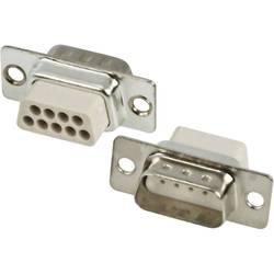 D-SUB kolíková lišta MH Connectors 180 °, Počet pinov 15, krimpované , 1 ks