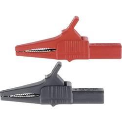 Bezpečnostní krokosvorka MultiContact XKK-1001, 32 A, červená