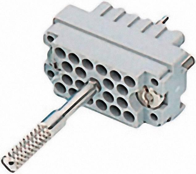 Vložka pinového konektora EDAC 516-020-000-301, 20, 1 ks