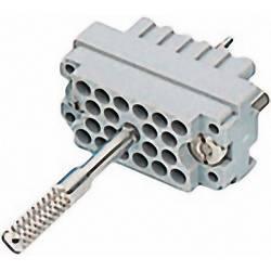 Vložka pinového konektoru EDAC 516-020-000-301, počet kontaktů 20, 1 ks