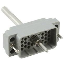Vložka pinového konektora EDAC 516-038-000-301, 38, 1 ks