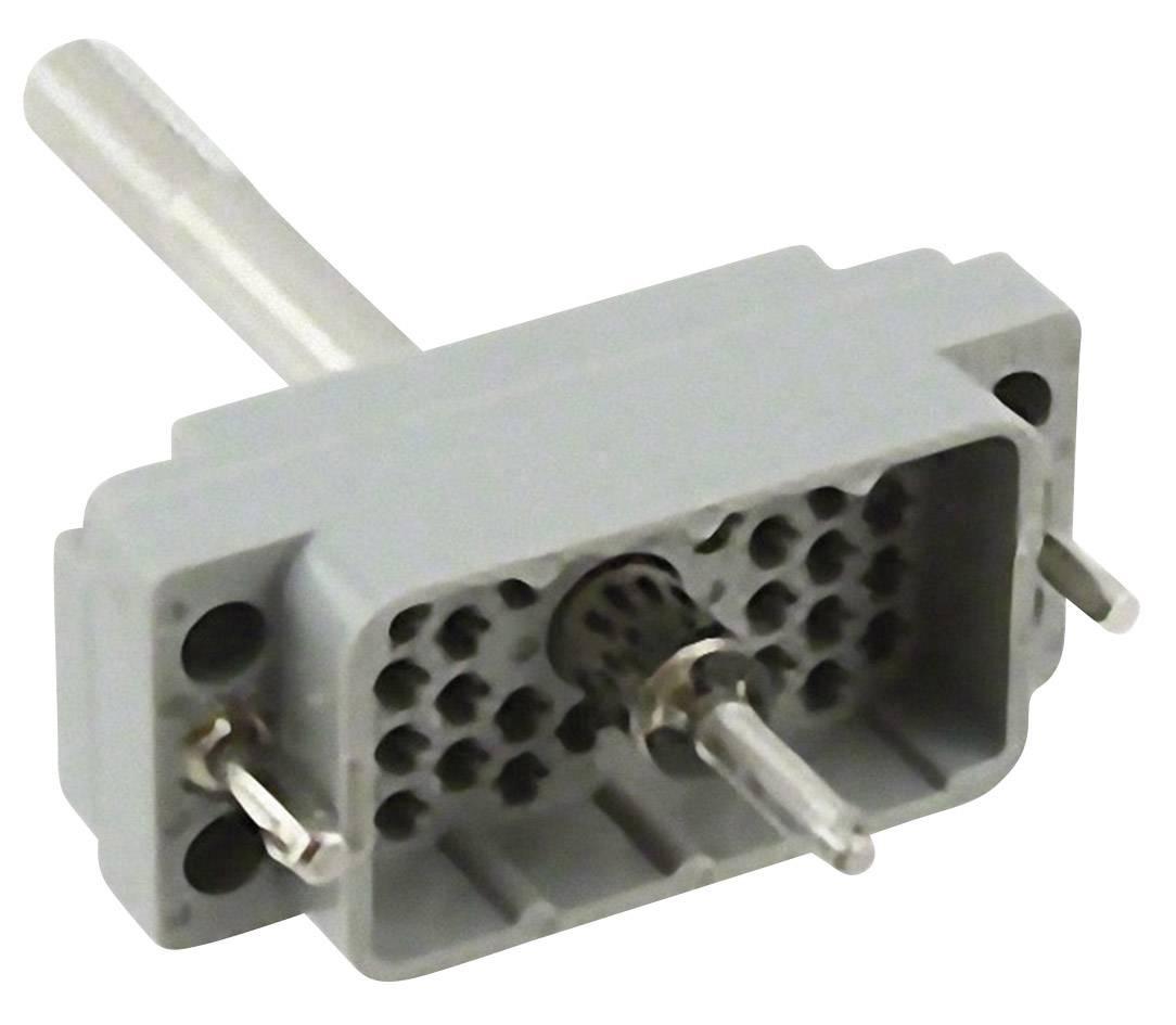 Vložka pinového konektoru EDAC 516-038-000-301, počet kontaktů 38, 1 ks