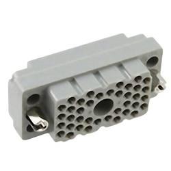 Konektorová vložka, zásuvka Řada (konektory EDAC) 516 EDAC 516-038-000-402, počet kontaktů 38, 1 ks