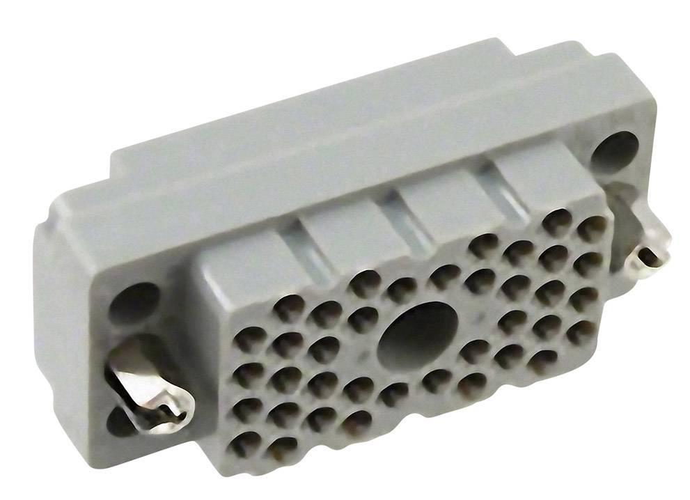 Konektorová vložka, zásuvka EDAC 516-038-000-402, počet kontaktů 38, 1 ks