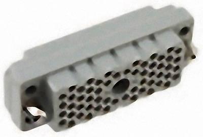 Konektorová vložka, zásuvka EDAC 516-056-000-402, počet kontaktů 56, 1 ks