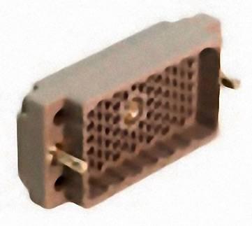 Vložka pinového konektoru EDAC 516-090-000-302, počet kontaktů 90, 1 ks