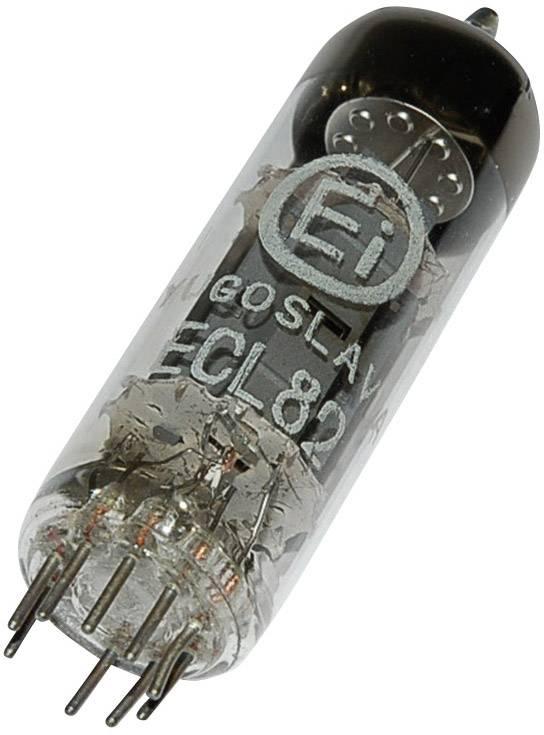 Elektronka ECL 82 = 6BM8, trioda/pentoda