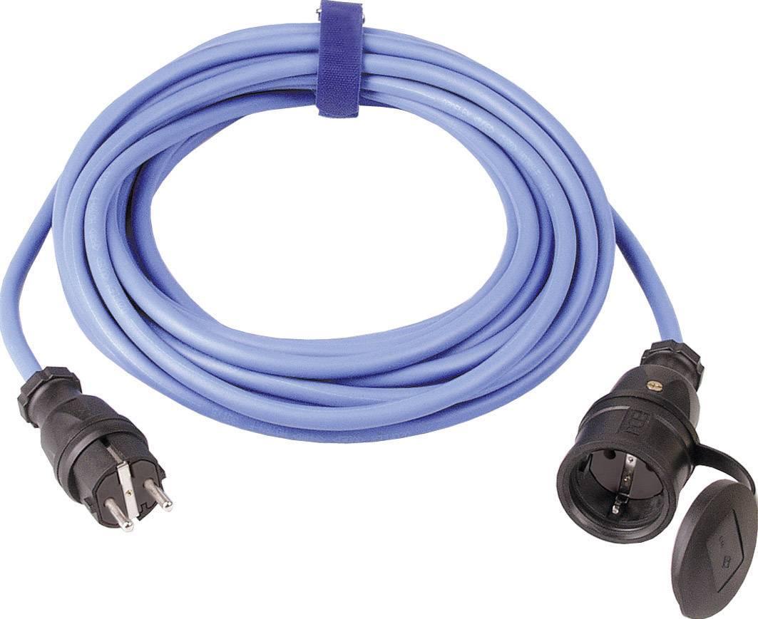 Napájací predlžovací kábel SIROX 644.110.06, IP44, modrá, 10 m