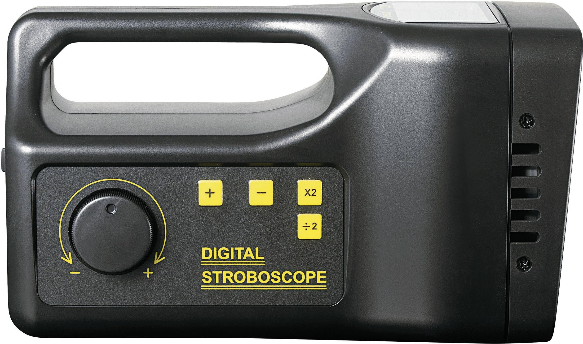 Digitálny stroboskop Voltcraft DS-02