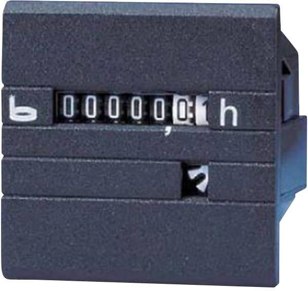 Počítadlo provozních hodin Bauser 632.2, 230 V/50 Hz