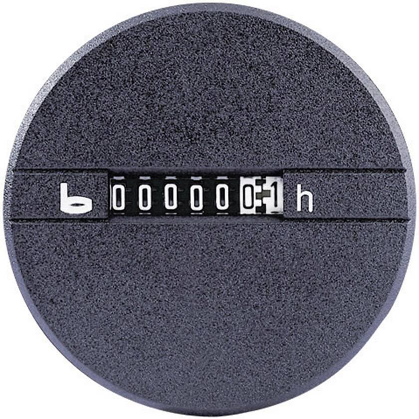 Počítadlo prevádzkových hodín Bauser 266.2, 12-24 V/DC