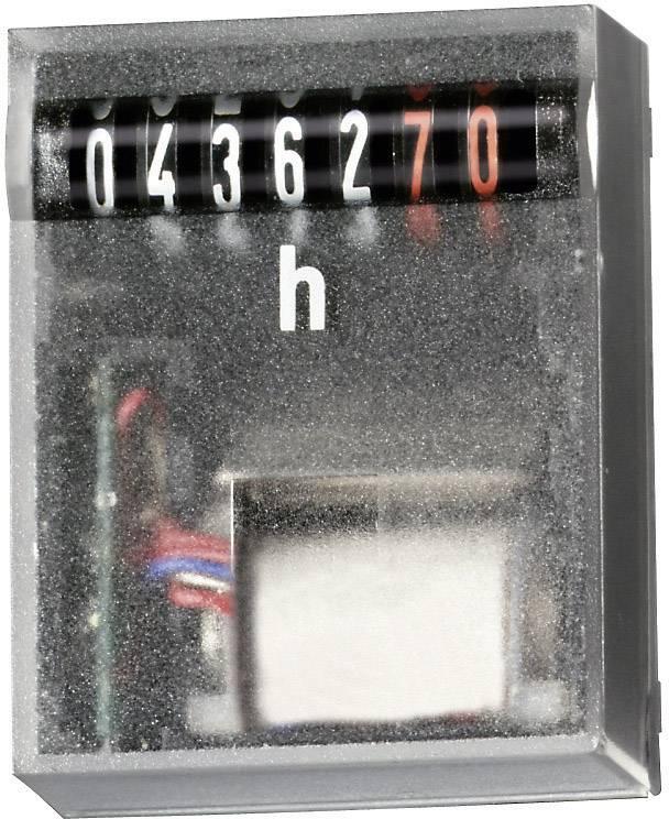 Počítadlo prevádzkových hodín Kübler HK 07.90, 4.5 - 35 V/DC