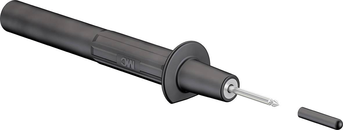 Bezpečnostný hrot Multicontact PP-80/2-19, čierny