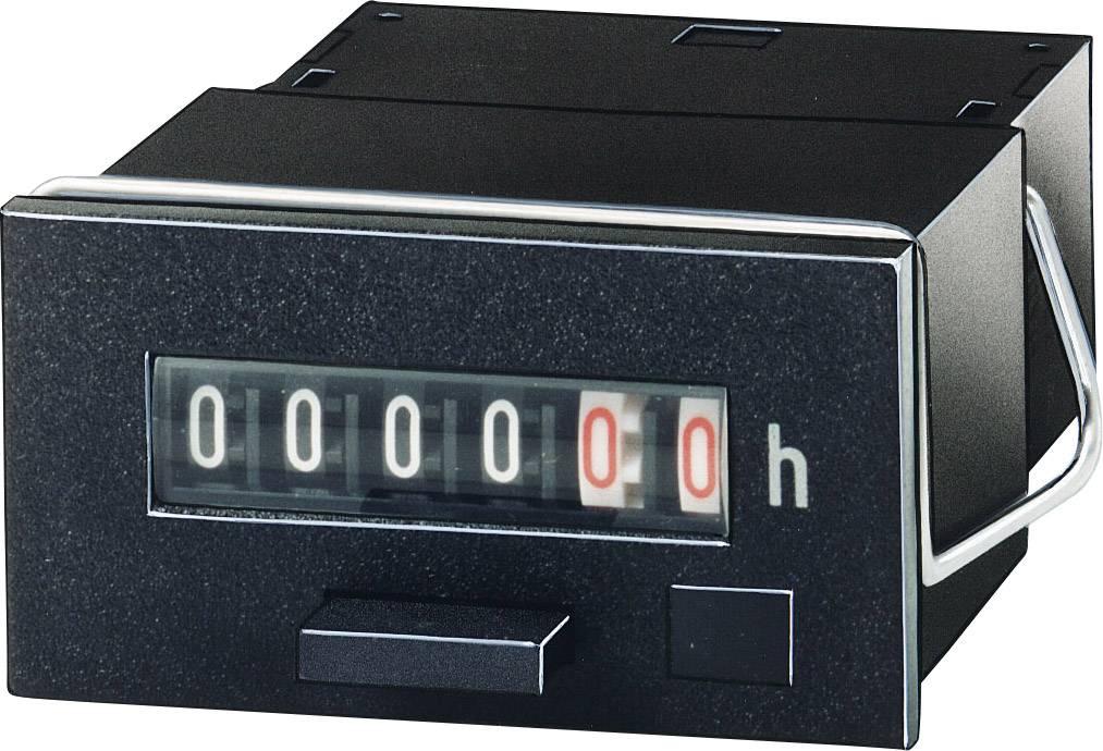 Počítadlo prevádzkových hodín Kübler HB 26.21.4 AC, 187 - 264 V/AC