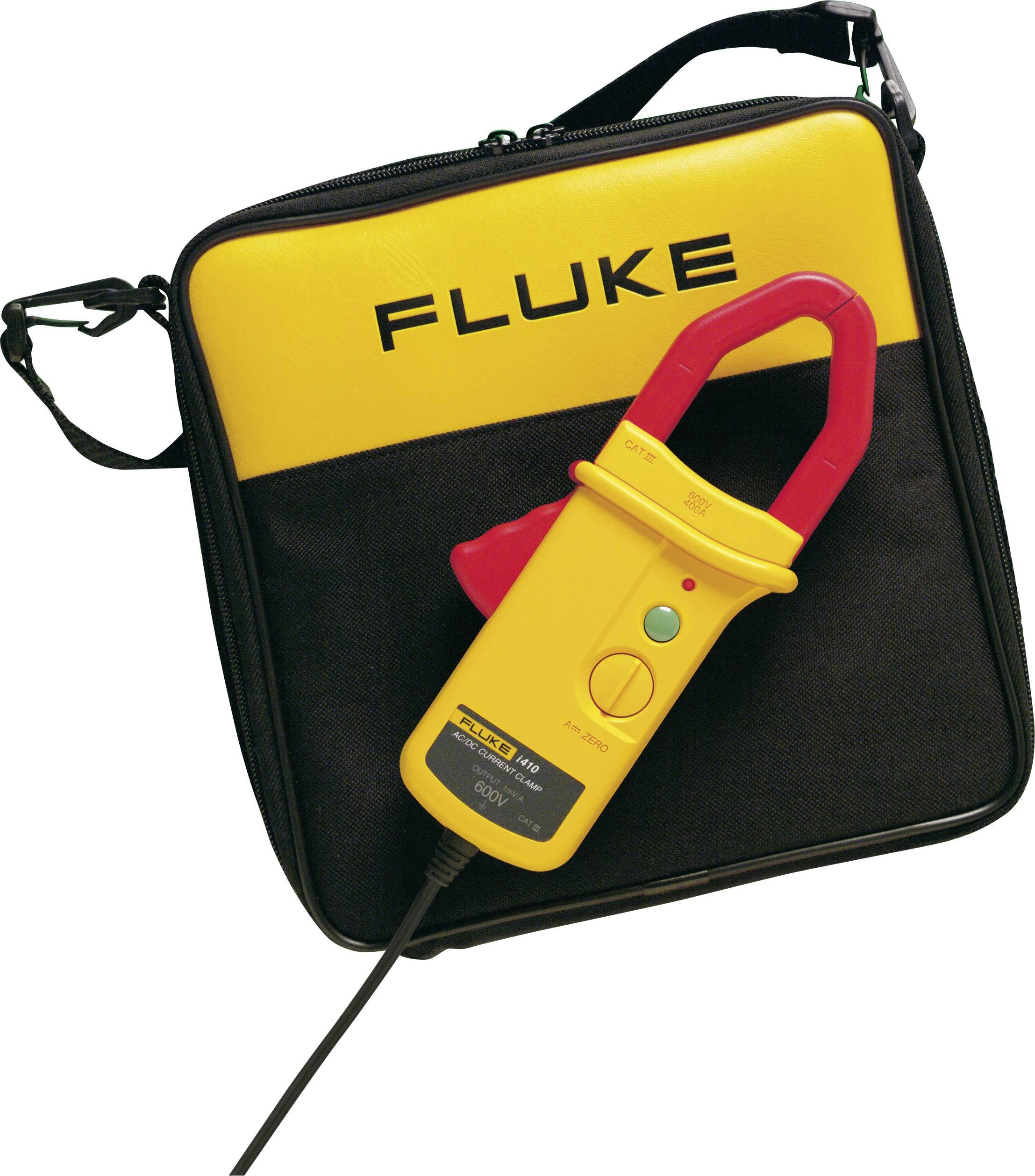 Klešťový proudový adaptér Fluke i410 kit, 0 - 400 A