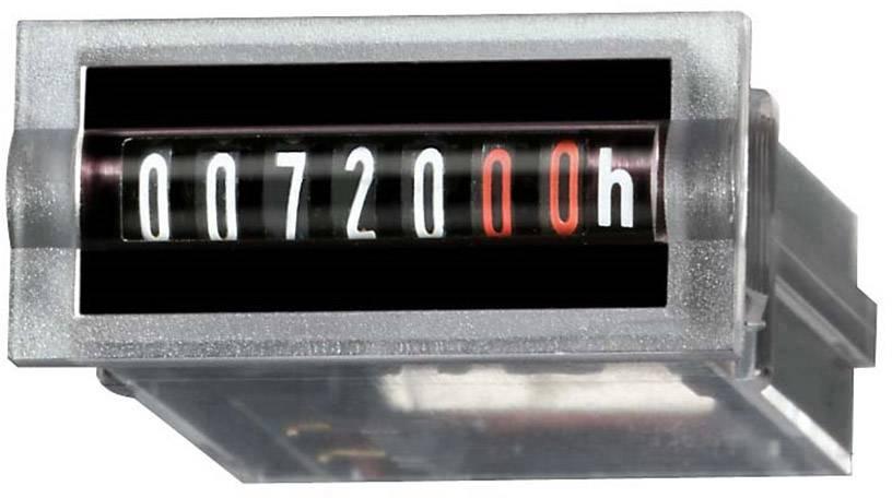 Počítadlo prevádzkových hodín Kübler HK 07.20, 4.5 - 35 V/DC