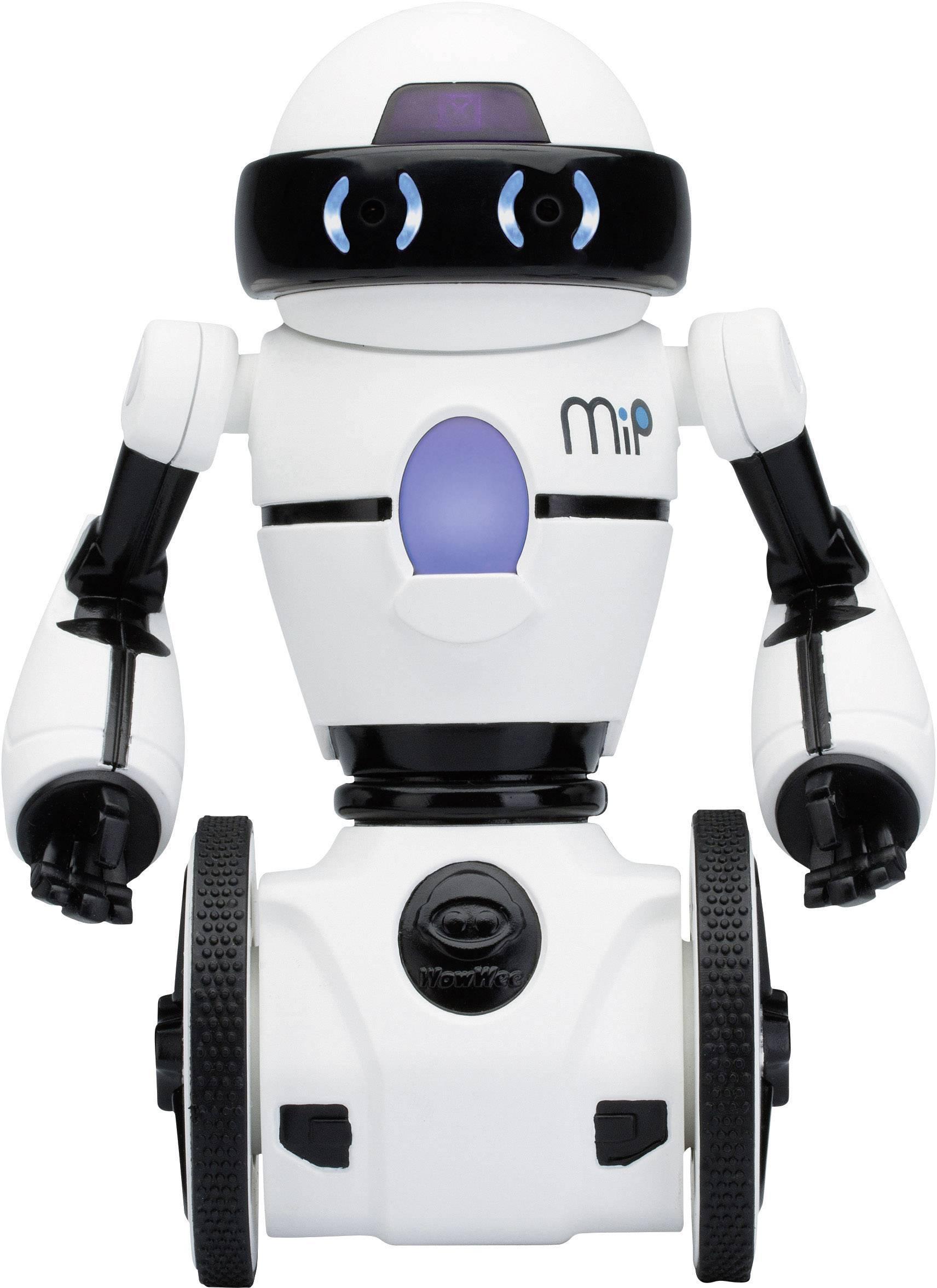 Hračka robota WowWee Robotics MiP weiß 0821