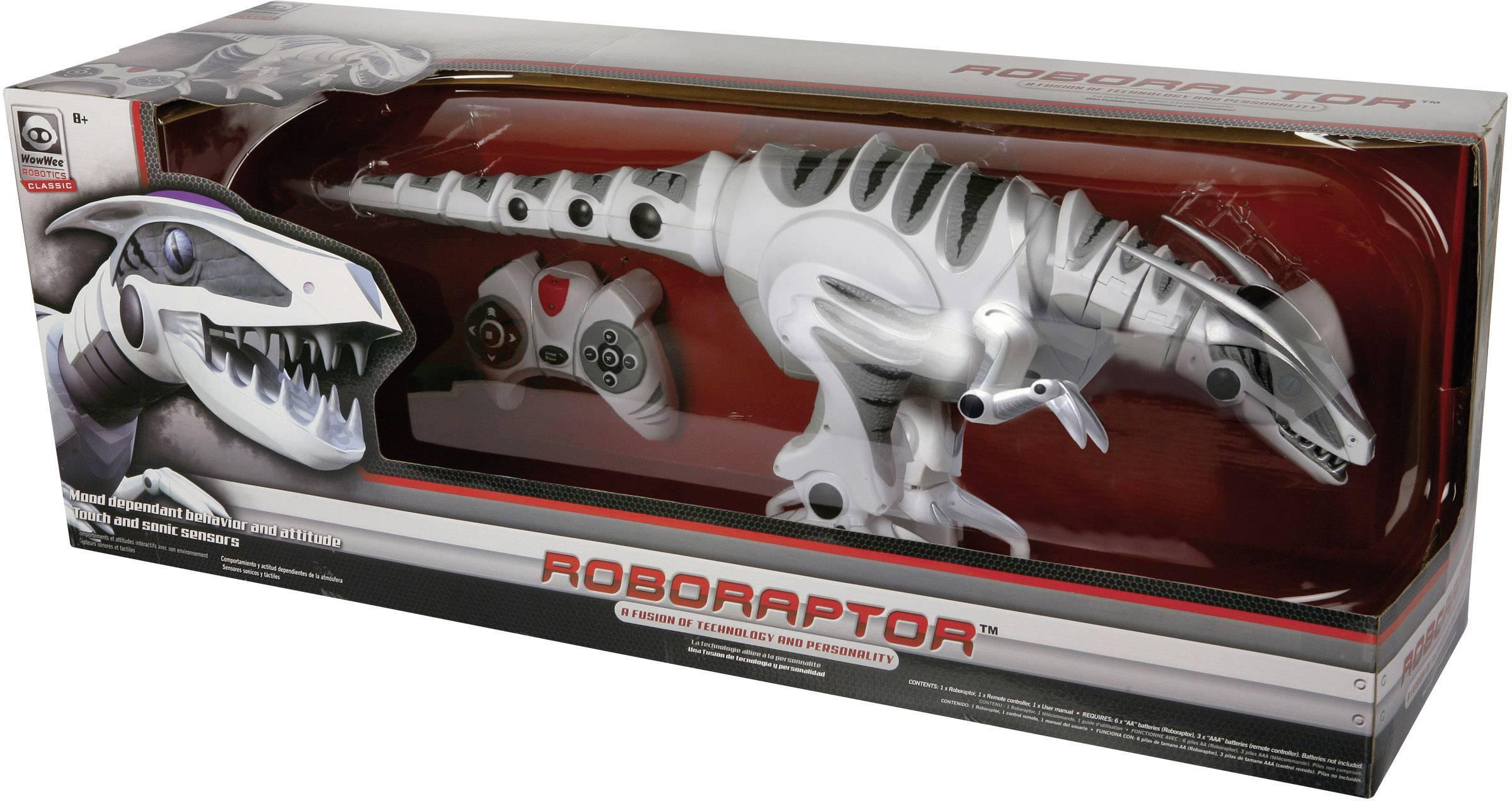 Robotická hračka WowWee Robotics Roboraptor X