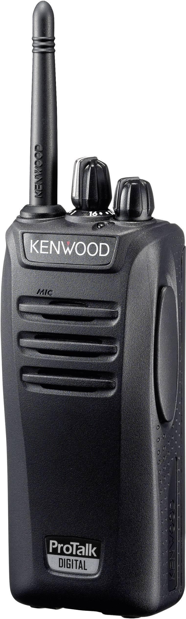 PMR a dPMR radiostanice Kenwood ProTalk TK-3401DE
