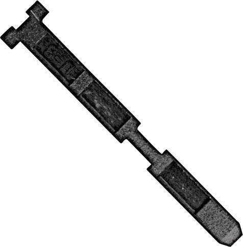 Kódovací kolík TE Connectivity 175855-1 175855-1, 1 ks