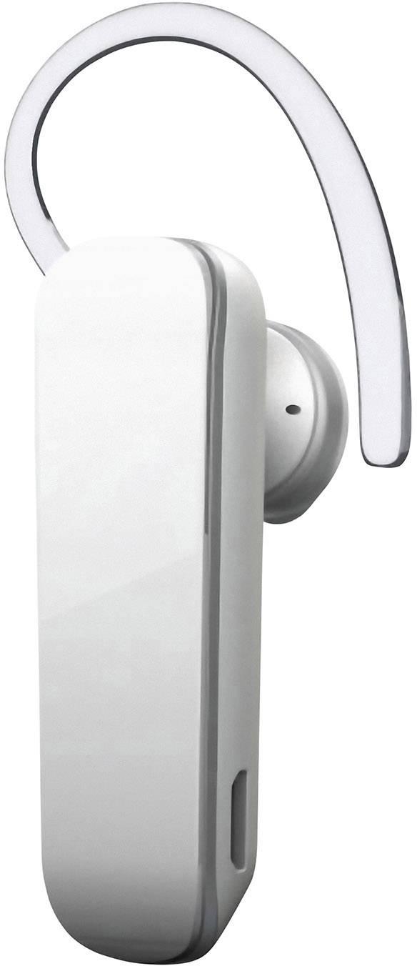 Bluetooth headset Renkforce BH703, bílá