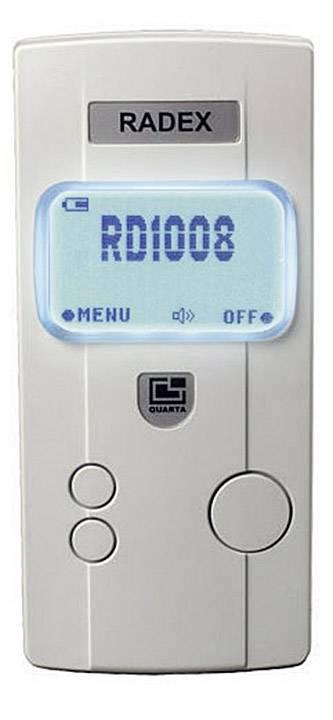 Geigerův čítač pro kontrolu radioaktivity Radex RD1008