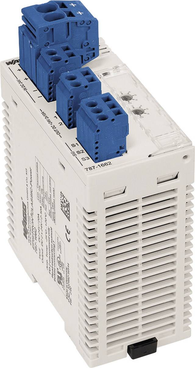 Elektronický ochranný jistič WAGO EPSITRON® 787-1662, 2 x, 24 V/DC, 6 A