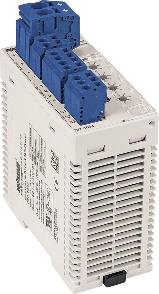 Elektronický ochranný istič WAGO EPSITRON 787-1664 / 000-004 24 V / DC 10 A 4 x