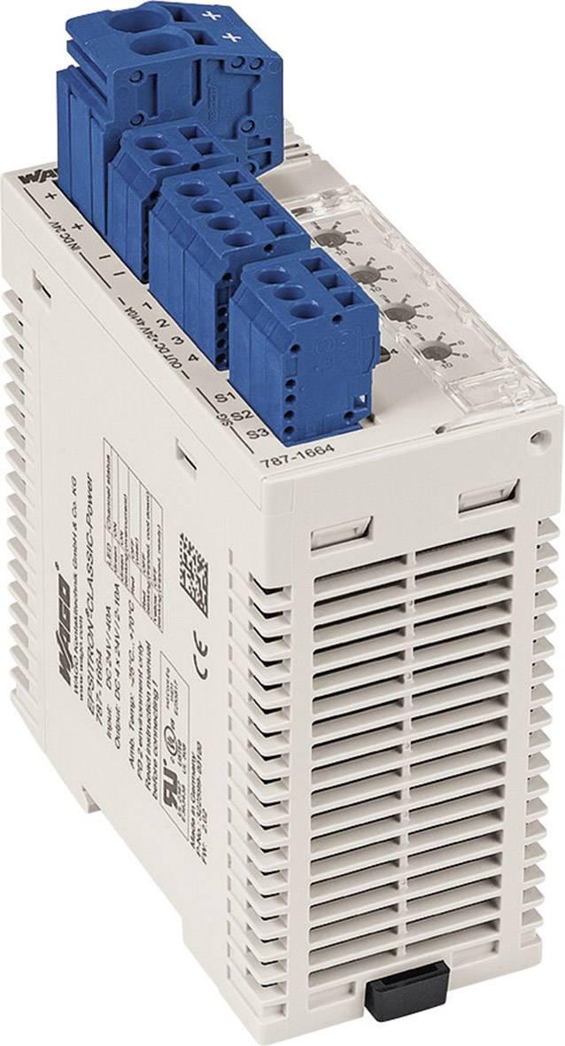 Elektronický ochranný spínač WAGO EPSITRON 24 V / DC 10 A 4 x