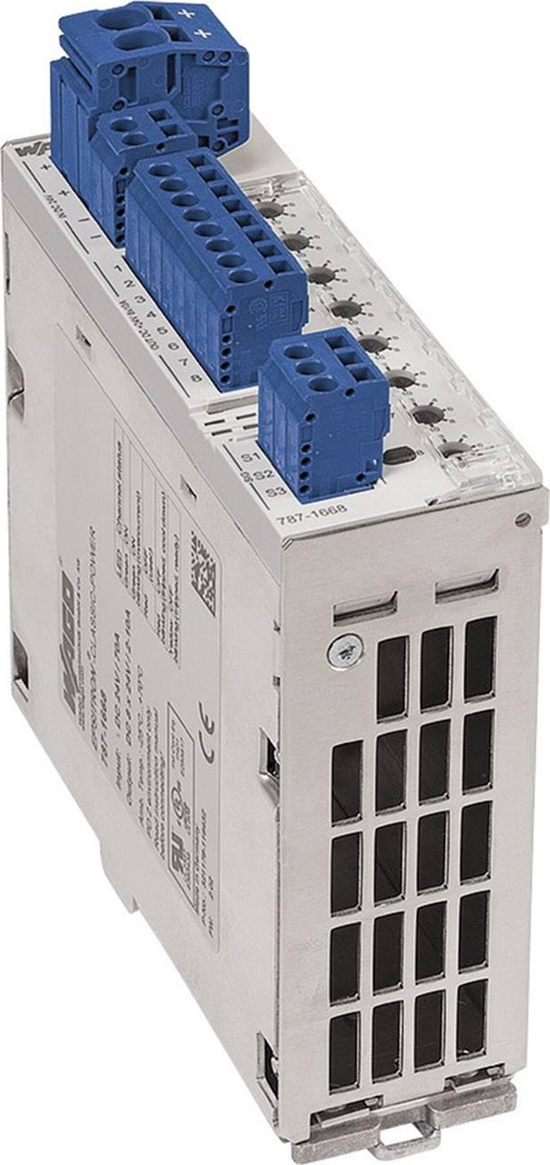 Sieťový zdroj na DIN lištu WAGO EPSITRON 24 V / DC 6 A 8 x