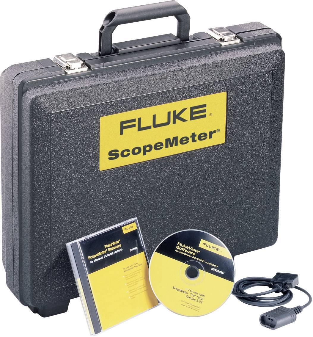 Kufrík a software Fluke SCC120G pre ScopeMeterR 120