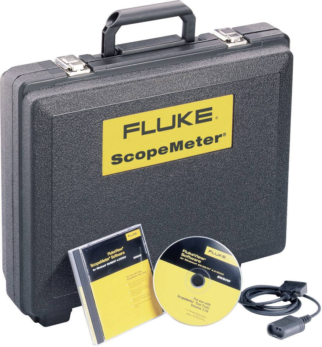 Sada Fluke SCC120E se softwarem FlukeView pro Windows