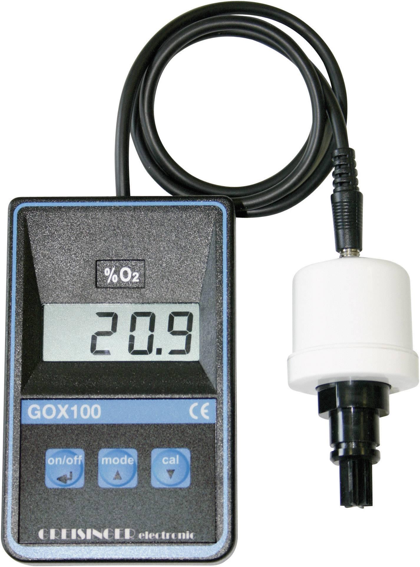 Prístroj na meranie kyslíka Greisinger GOX