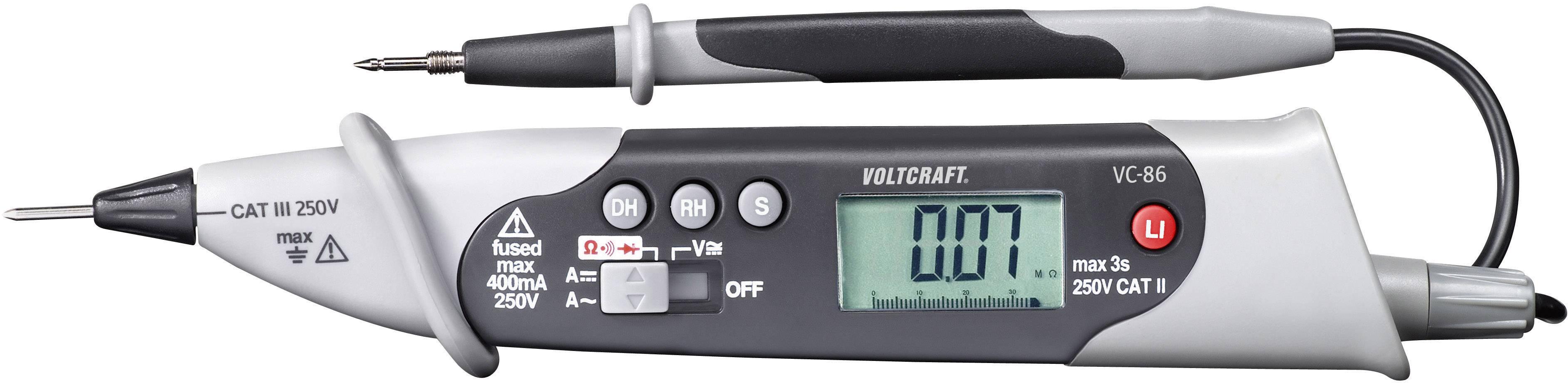 Digitální multimetr Pentype Voltcraft VC-86