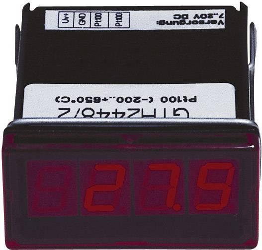 LED ukazovateľ Greisinger GTH2448/3, -60 až +199.9 °C