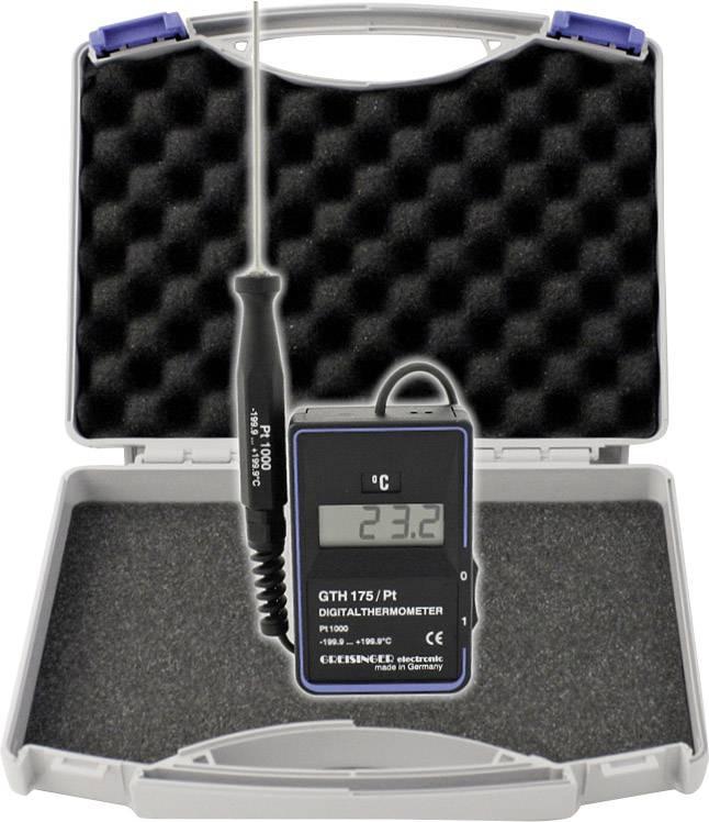 Teplomer Greisinger GTH 175/PT- WPT3, -199,9 až +199,9 °C