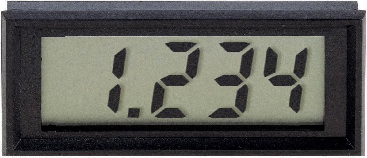 Panelový LCD merač Voltcraft 70004