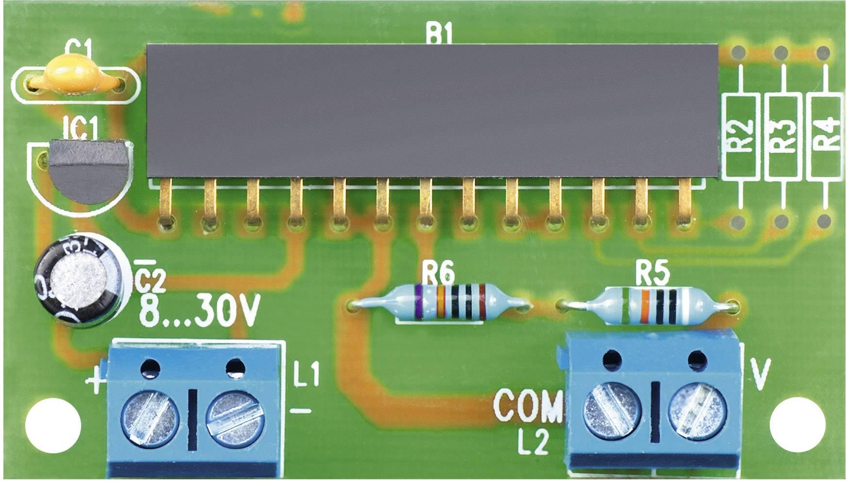 Adaptér s rozsahom merania 20 V Voltcraft pre panel 70004